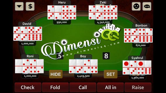 The Betting Variations In Poker game