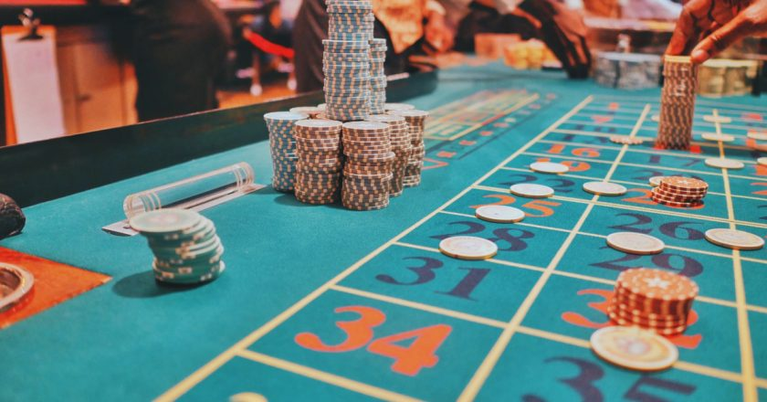 Play Casino Games – £150 + 50 Spins