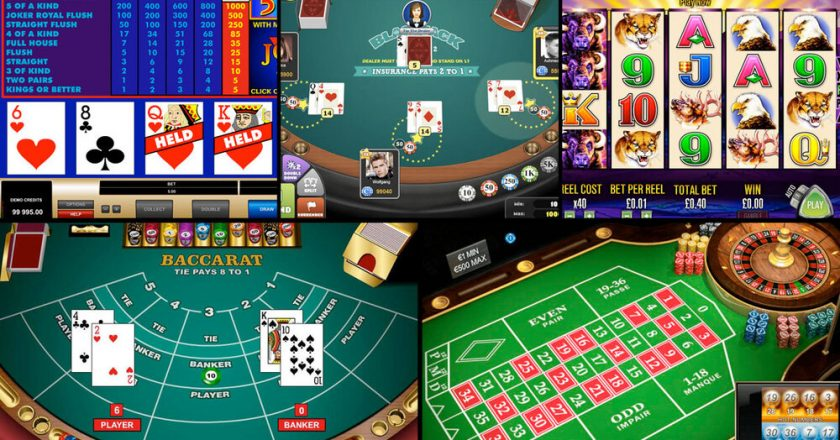 Playing Poker Made Easy With Online Poker Games