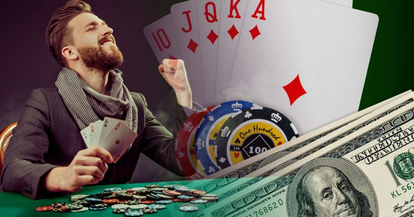 The techniques for playing the idn online poker site