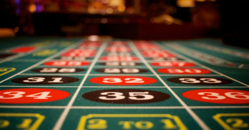 Month-to-month Casino Earnings Records
