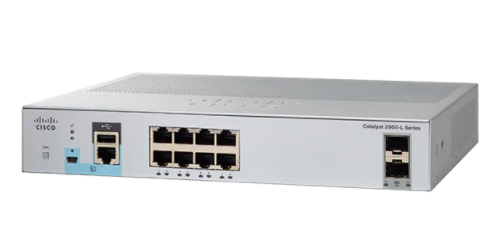 Cisco Catalyst 2960-S and 2960 Series Switches with LAN Software Base