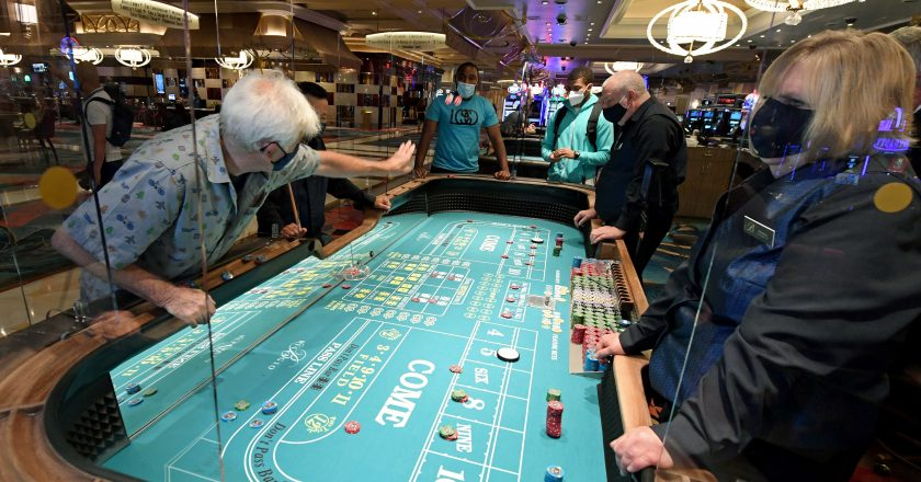 It Is Everything About (The) Gambling Establishment Betting Gamings
