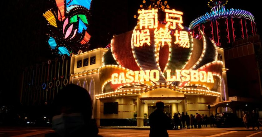 The Experience In Online Casino Games