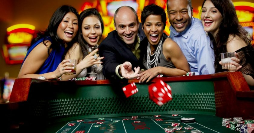 Methods To Make Your Online Casino Less Complicated