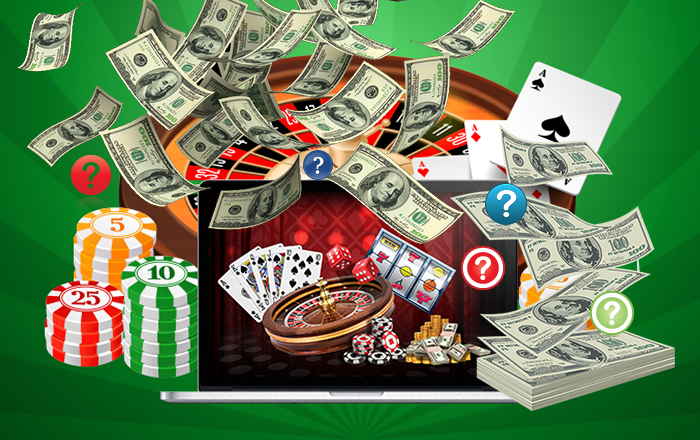 Four Suggestions To Start Out Constructing A Casino You At All Times Wished