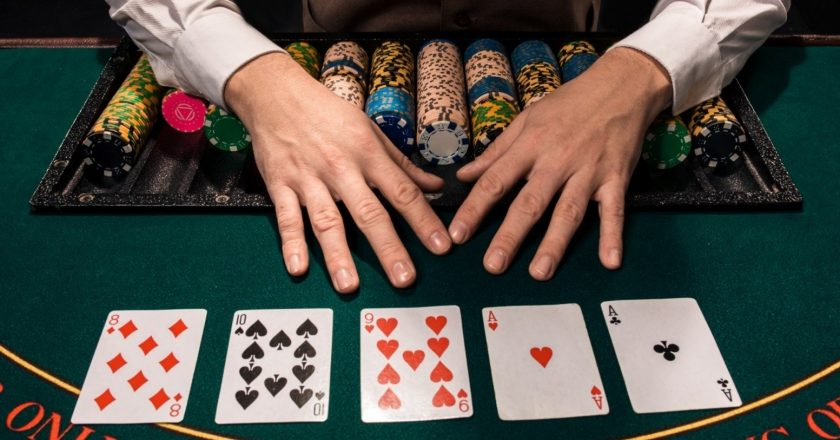 Master The Artwork Of Online Gambling With These 3 Tips