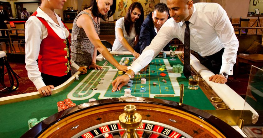 Attempt These Things While You First Begin Online Casino