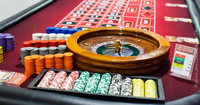 Four Key Tactics The Pros Use For Casino