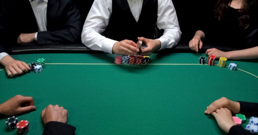 It's Hard Sufficient To Do Push Ups – It's Even Harder To Do Casino