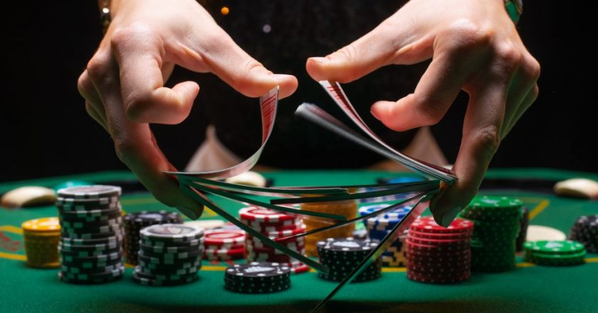 The Right Way To Learn Gambling